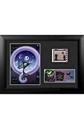 Filmcells Nightmare Before Christmas Minicell Framed Art (S3)