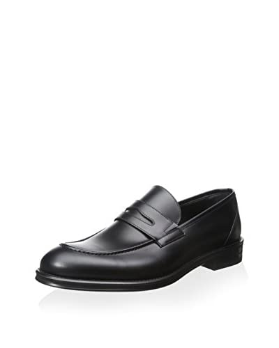 Dino Bigioni Men's Moc Toe Penny Loafer