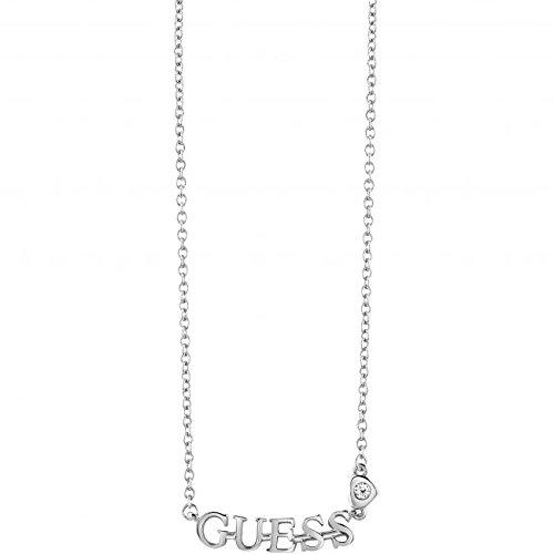 collana donna gioielli Guess trendy cod. UBN61086