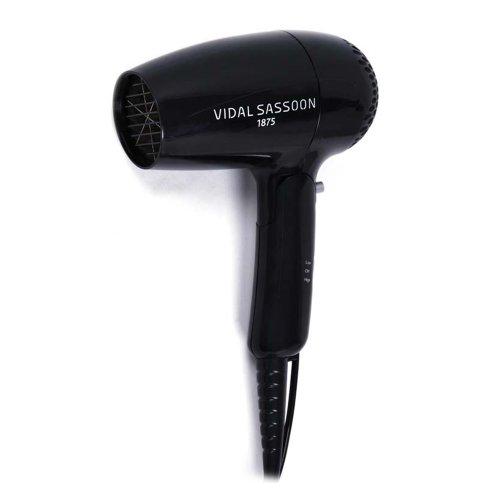 Vidal Sassoon Vsdr5523 1875w Stylist Travel Dryer, Black (Travel Hair Dryer Lightweight compare prices)