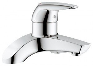 Grohe Eurodisc Bath filler deck mounted 25101