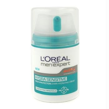 Best Cheap Deal for L'Oreal Men Expert Hydra Sensitive Moisturiser (50ml) by L'Oreal - Free 2 Day Shipping Available