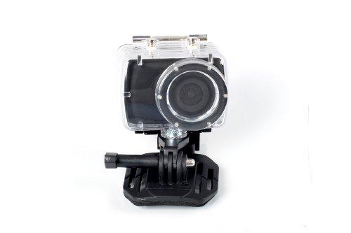 FA Sports Sportkamera XPIX , schwarz, 7x5x4, 1269