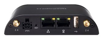 CradlePoint IBR650 M2M Integrated Broadband Router with Verizon Multi-Band Embedded Modem (no WiFi)