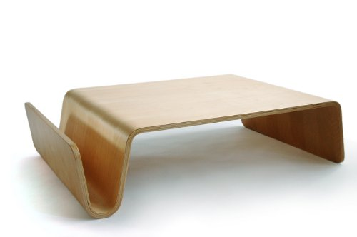 "Modern ""Scando"" Family Coffee Table in Natural Birch"