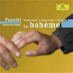 Puccini-la Boheme-R.Scotto-G.Poggi-O.Mai Mus.Florence-Votto-