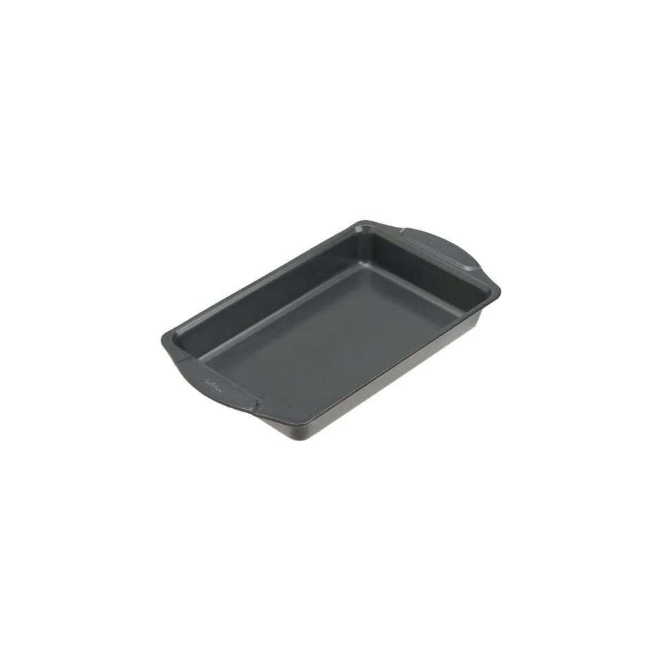 Wilton tri tanium brownie pan