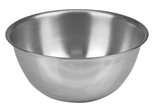 Fox Run Stainless Steel Mixing Bowl, 6 Quarts (6 Quart Mixing Bowl compare prices)