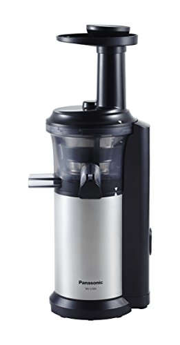Panasonic MJ-L500 Slow Juicer with Frozen Treat Attachment, Black/Silver (Compression Juicer compare prices)
