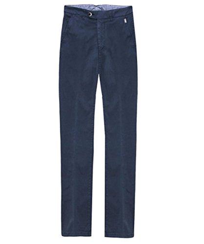 corneliani-chinos-de-ajuste-elasticos-uk-36r-azul-oscuro