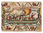 Tapestry Needlepoint - Invasion