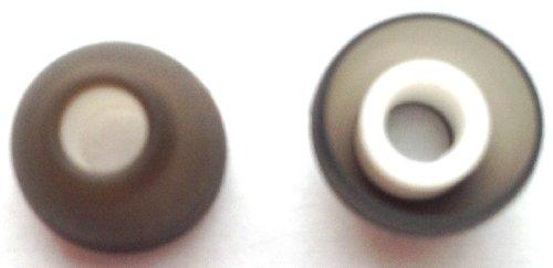 2Pcs New Medium Earbuds For Skullcandy 50/50 , Chops Bud , Heavy Medal , Smokin Buds , Chops In-Ear Headphones Mobile Hands-Free Headset Wired Eargels Eartips Ear Buds Gels Tips Bud Gel Tip