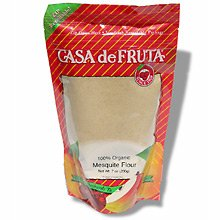 Mesquite Bean Flour 7oz (Gourmet,Casa de Fruta,Gourmet Food,Baking Supplies,Flours & Meals)