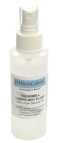 MicroLubrol Treadmill Lubricant Fluid Pure Silicone Oil Multi-Viscosity 4 fl. oz, 118mL (Slip Stream Grease compare prices)