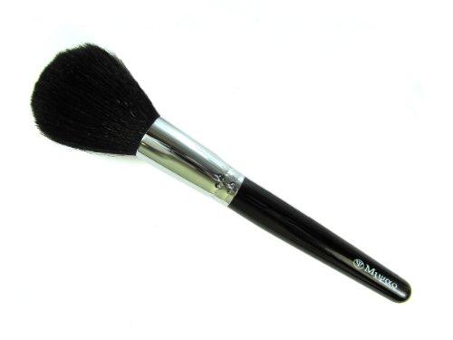 宮尾産業化粧筆 MBシリーズー3 パウダーブラシ 高級山羊 熊野筆