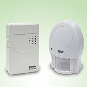 HomeSafe Wireless Alert System, Model G617