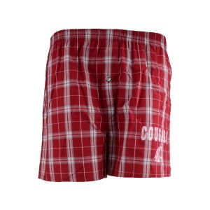Buy Washington State Cougars College Concepts NCAA Mens Elite Boxer by College Concepts