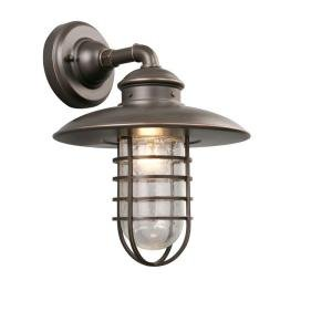 Oil Rubbed Bronze 1-light Outs 14.75