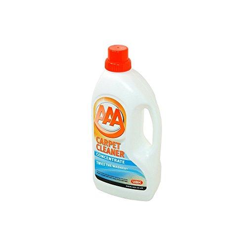 Von AAA Konzentrat zum Verdünnen von Vax Teppichreiniger ant, 1,5 Litre