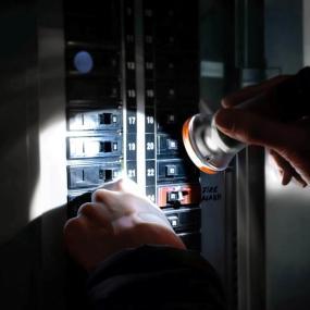UCO Clarus LED Emergency Flashlight