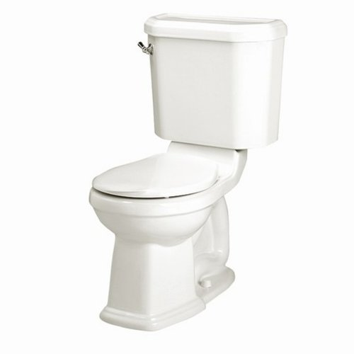 American Standard2735.014.020 Portsmouth Champion-4 Right Height Round Front Toilet, White