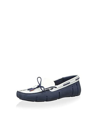 SWIMS Women's Lace-Front Loafer