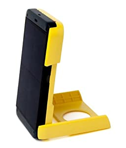 WakaWaka USB Solar Charger for All Smartphones - Frustration-Free Packaging - Yellow