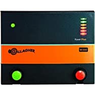 GallagherG380504M300 Power Plus Electric Fence Charger-POWER PLUS M300 110V