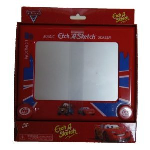 Etch A Sketch Ohio Arts Cars London Edition Classic Size