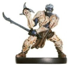 D & D Minis: Scorpion Clan Drow Fighter # 34 - Angelfire