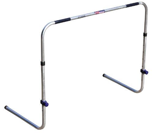 Leichtathletik Trainingshürde Steh-Auf MIDI von 55 - 85 cm
