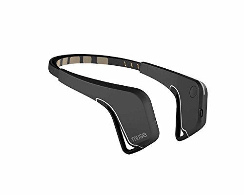 Muse: The Brain Sensing Headband - Black