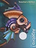 img - for Algebra 1 Teacher's Edition, Volume 2 (Common Core) book / textbook / text book