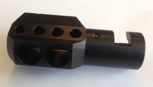 Review Mosin Nagant 91-30 Muzzle Brake