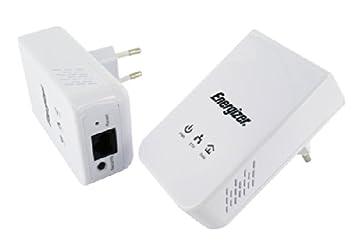 """ENERGIZER Mini adapteur """"Classic"""" CPL Homeplug AV 500Mbps"""