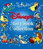 img - for Disney's Storybook Collection - Snow White And The Seven Dwarfs, Pinocchio, Bambi, Cinderella, Alice In Wonderland, Peter Pan... book / textbook / text book