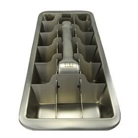 Stainless Steel Ice Cube Tray - BPA Free