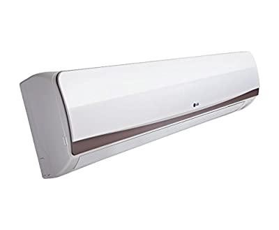 LG LSA18VTDH L-Vogue Plus Hot and Cold Split AC (1.5 Ton, White)