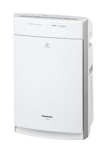 Panasonic 加湿空気清浄機 エコナビ×ナノイー ホワイト F-VXH50-W