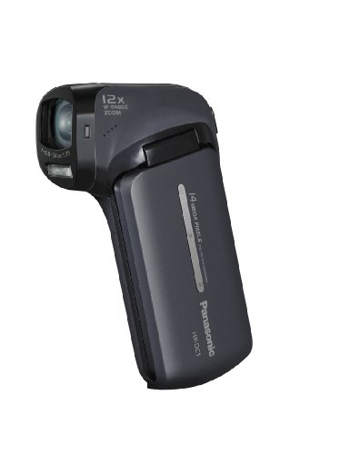 Panasonic HXDC1H Uright, Pistol Grip, Format High Definition Camcorder, 1 MOS Sensor (Gray)