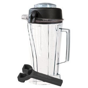 Vitamix 15867 Eastman Tritan 64 oz container with lid/wrench