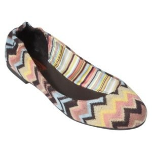 Missoni for Target Toddler Ballet Flat Venetian Size 3 (Target Ballet Flats compare prices)