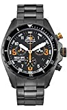 H3 TACTICAL Field Ops Chrono Steel Men's watch #H3.222221.12