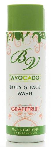 Face & Body Wash (Grapefruit) (Bella Cold Press compare prices)