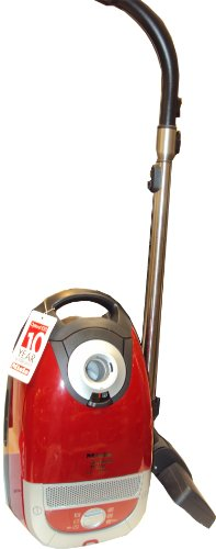 Miele S5261 Red Turbo Cat  &  Dog Cylinder Vacuum Cleaner