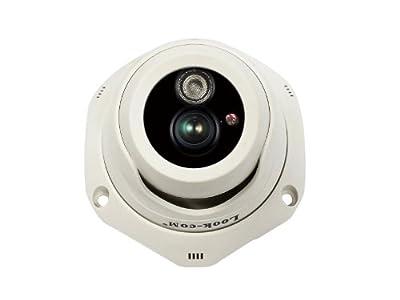 LOOK-COM LC-1236DR20 Dome Security Surveillance Cameras (White)