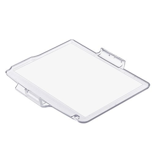 Toogoo(R) Lcd Monitor Screen Protector Cover Compatible With Nikon D90