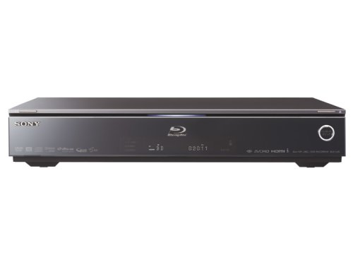 SONY 地上・BS・110度CSデジタルハイビジョンチューナー搭載ブルーレイディスクレコーダー HDD500GB BDZ-L95