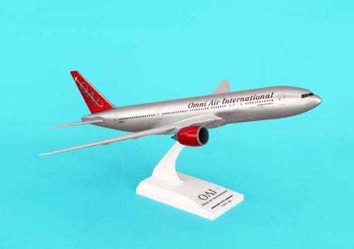1: 200 スカイマークス Omni Air ボーイング 777-200 (並行輸入)