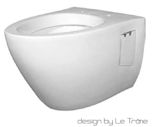 Closette - Special wall hung toilet bowl for Japan / shower toilets / toilet bidets | Free shipping!